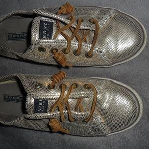 Sperry top sliders sneakers